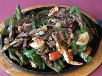 La Fogata Mexican Restaurant Kitty Hawk, Fajitas for Two