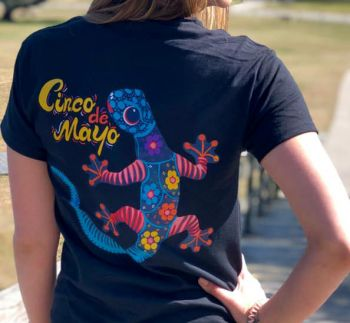 La Fogata Mexican Restaurant Kitty Hawk, Cinco de Mayo Tees
